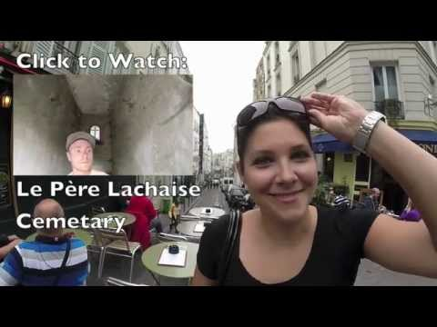 TRAVEL GUIDES: FRANCE (Montmartre) + GoPro Hero 3