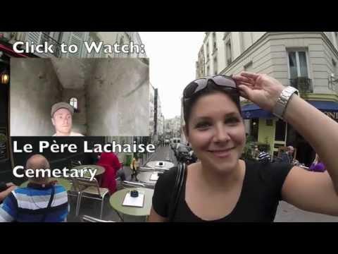 TRAVEL GUIDES: FRANCE (Montmartre) + GoPro Hero 3