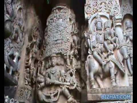 Halebidu temple, Karnataka