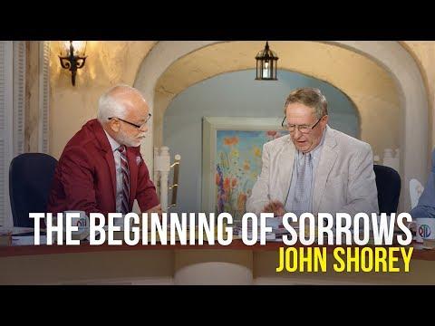 The Beginning of Sorrows - John Shorey