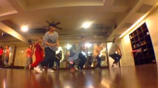 JazzMine's Hip Hop Routine 20140309 New Boyz - Dirty Mind