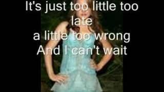 Too Little Too Late Karaoke!