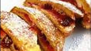 Stuffed French Toast! So Good & So Easy!!