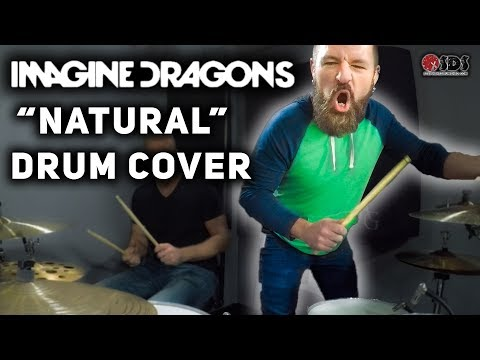Imagine Dragons - Natural - Drum Cover | Stephen Taylor