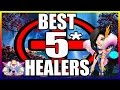 Best 5* Healers: Summoners War
