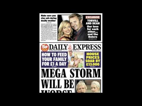 Daily Express Weather