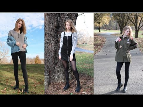 What to Wear with Dr Martens | a Fall Lookbook