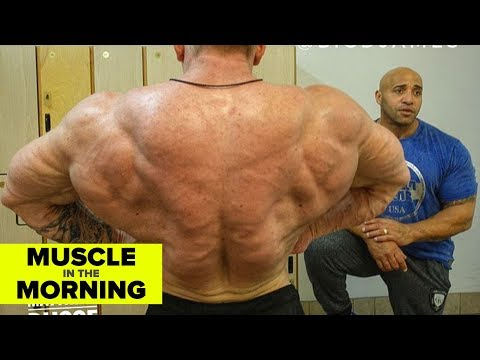 OLD WOLF LEARNING NEW TRICKS? Muscle in the Morning (1/17/18)