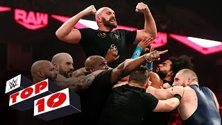 Top 10 Raw moments: WWE Top 10, Oct. 7, 2019