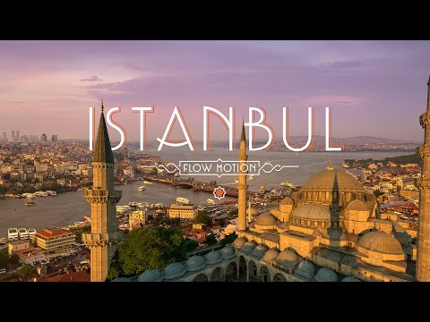 Turkish Airlines - Istanbul | Flow Through the City of Tales
