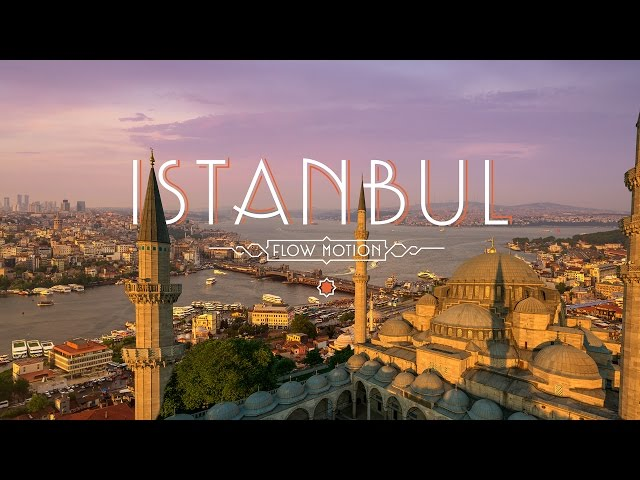 Turkish Airlines – Istanbul | Flow Through the City of Tales
