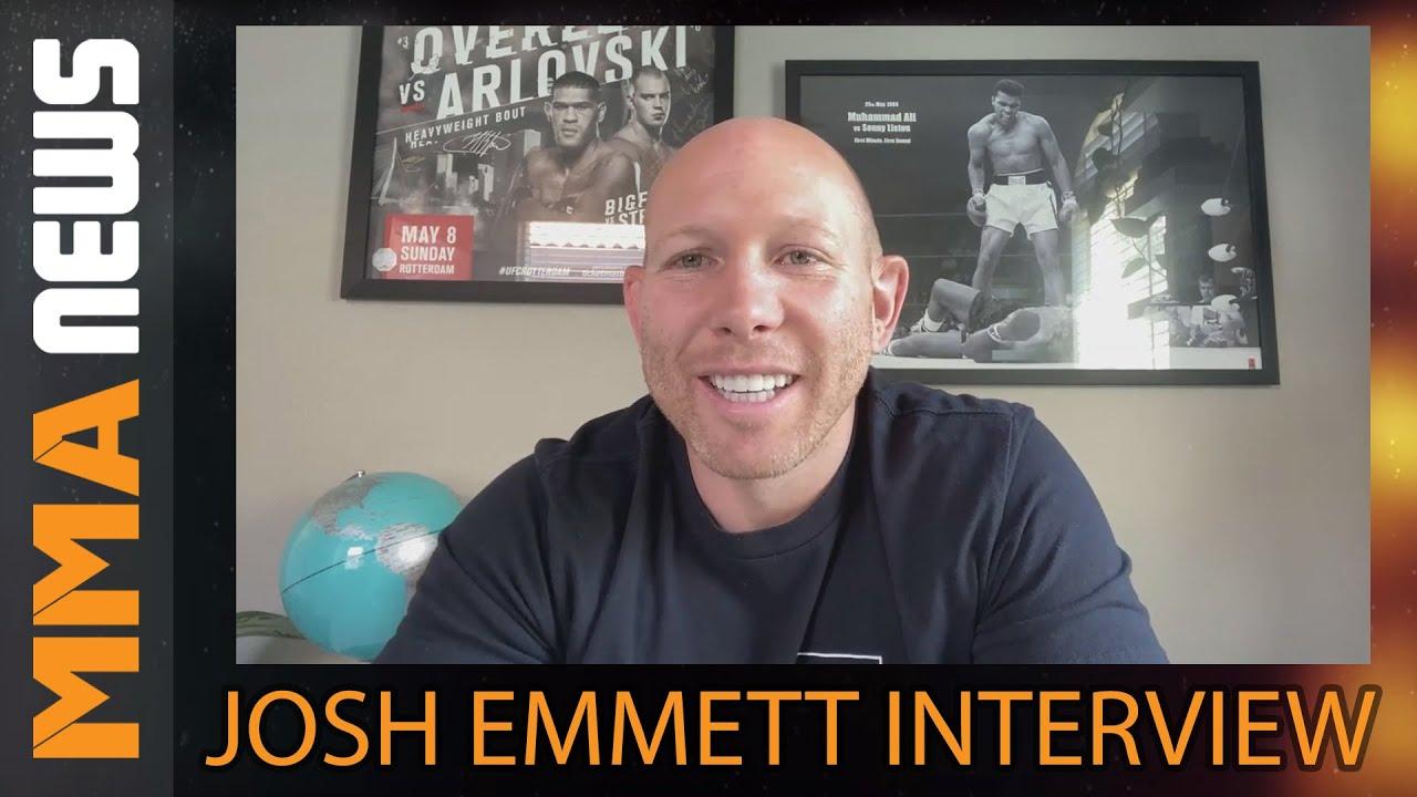 Josh Emmett Brushes Off Fans Playing Matchmaker For Him