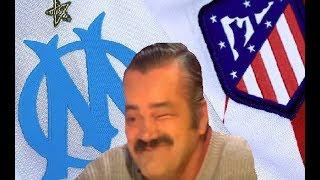Risitas nous raconte Marseille - Atlético ( Finale de Ligue Europa )