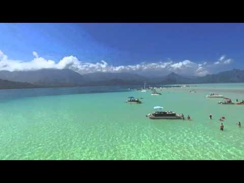 Kaneohe Bay and Sandbars Hawai