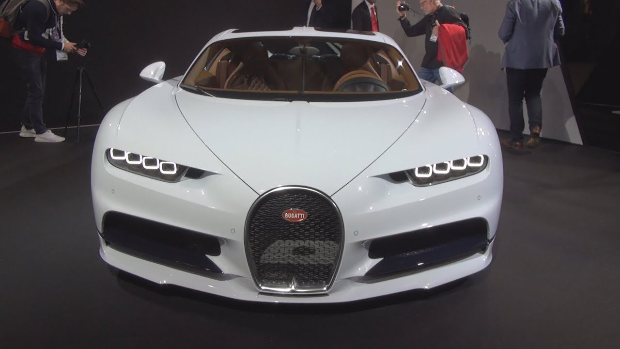 Bugatti Chiron 2019 Exterior And Interior Youtube
