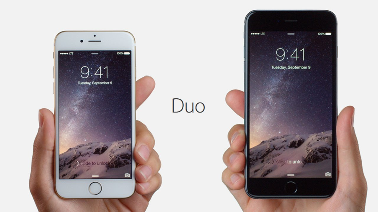 iphone 6 commercial apple iphone 6 tv ad duo trailer 11310