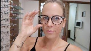 Mein ERSTER ARBEITSTAG   spontan eine neue Brille   ich bin völlig PLATT
