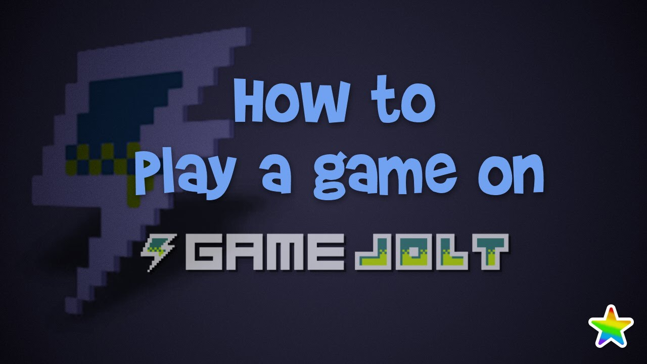 How to Play a Game on GameJolt - YouTube