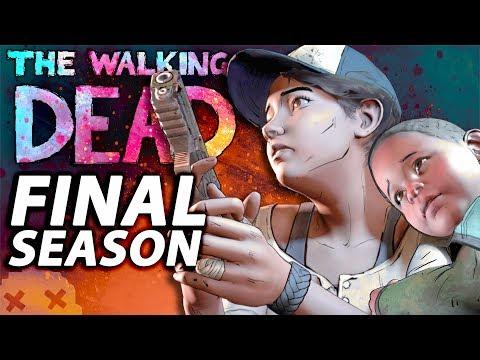 The Walking Dead: Final Season 4 Announcement 2018 Release T_T