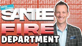 #SanteeSaturdays Episode 61 - Santee Fire Department