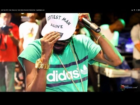 Jerk Fest 2013 - feat. Droop Lion, Tanto Metro/ Devonte & Beenie Man - AppleNights.com