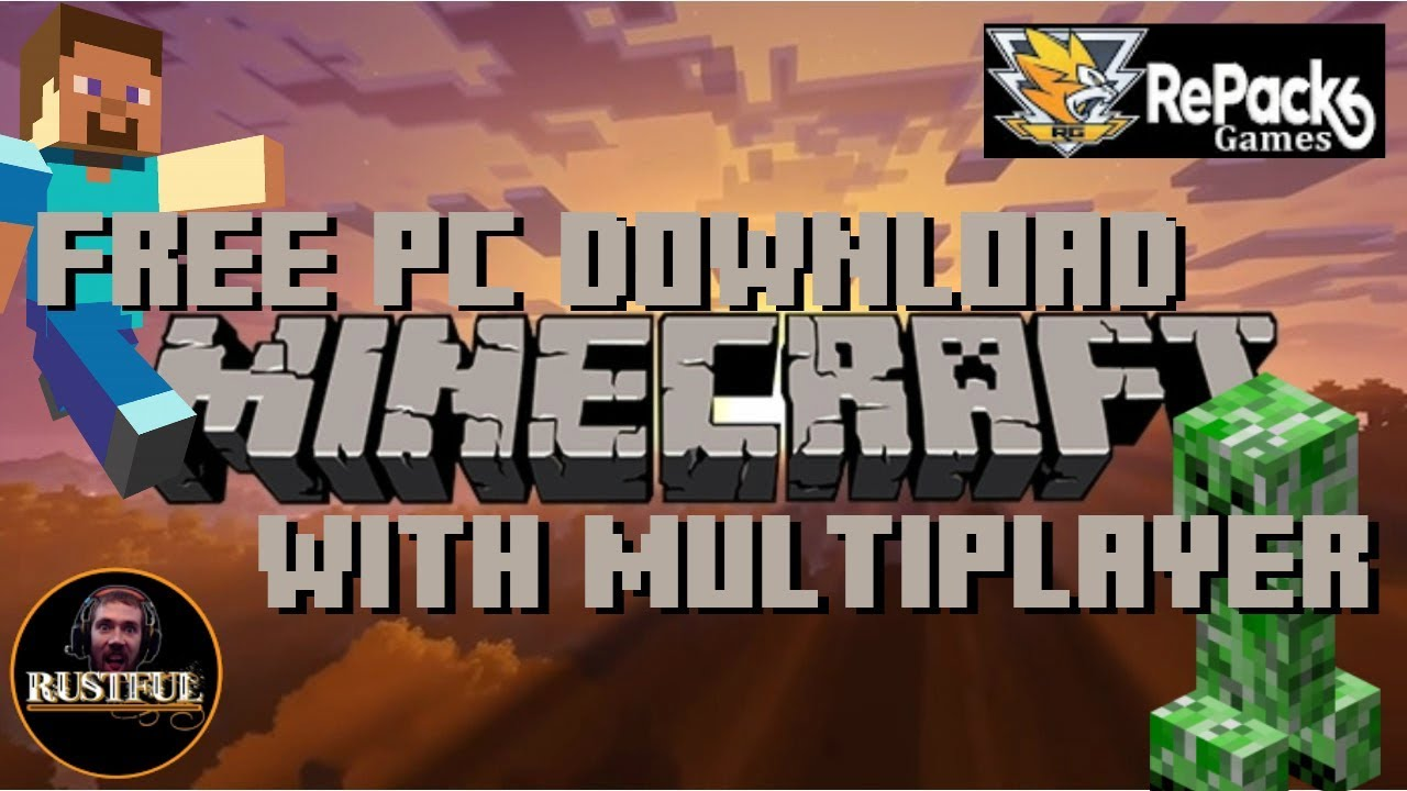 minecraft full version free download windows 7 with multiplayer