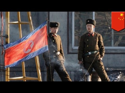 Runaway North Korean soldier kills 4 in Chinese border town