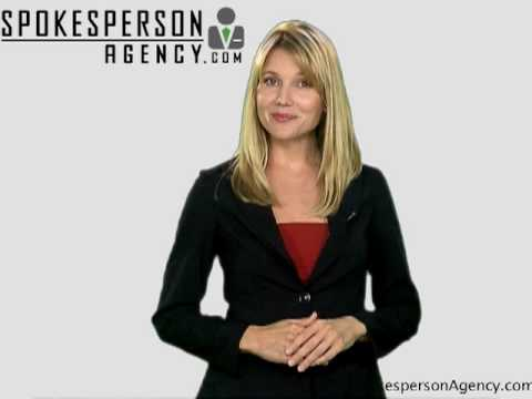 Introduction Spokesperson Agency
