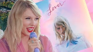 Taylor Swift Reveals She's Re-Recording All of Her Old Music!