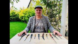 Топ 10 легендарных складных ножей.