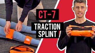 CT-7 Traction Splint - Training Video