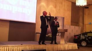 Смотреть видео Томас Хёрсен. 3-й бизнес-день LR. Москва. Часть 1 онлайн