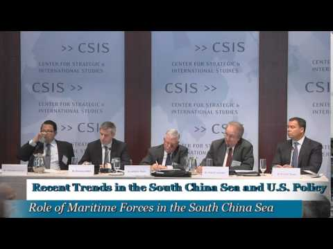 Recent Trends in the South China Sea and U.S. Policy: Day 1, Panel 2