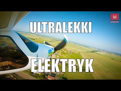 #samolot-#elektryczny-#pipistrel-alpha-electro-#przelot-z-wrocławia-do-warszawy-#lotnisko