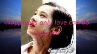BELLA CANCION DE PELICULA KUNG-FUSION CON LA HERMOSA  Huang Sheng Yi