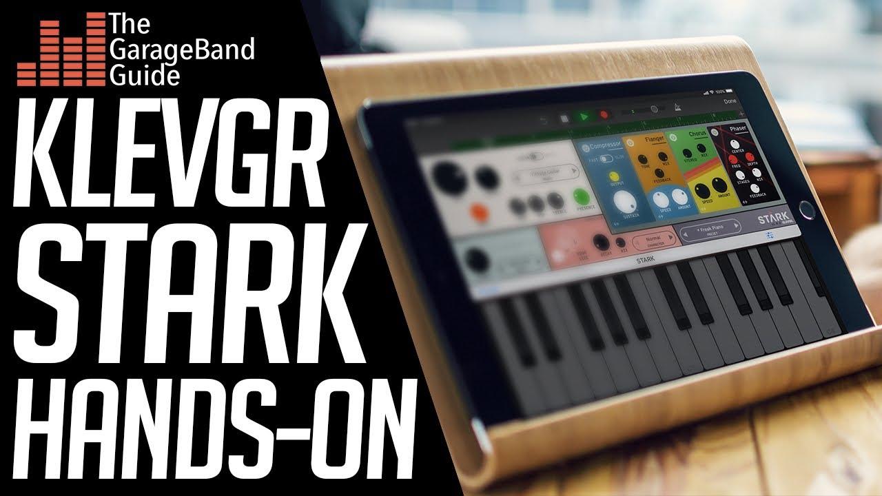 Klevgr STARK Amp Sim Hands-On Review