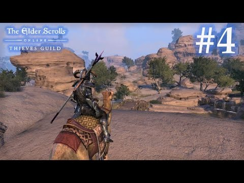 Thieves Guild DLC - The Elder Scrolls Online | Episode 4 | The Long Game
