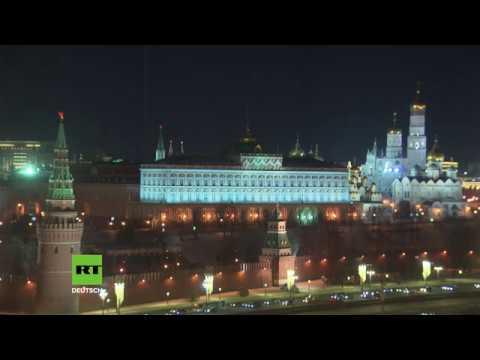 Moskau spart bei