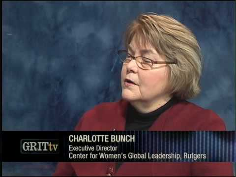 GRITtv Interview Clip: Charlotte Bunch