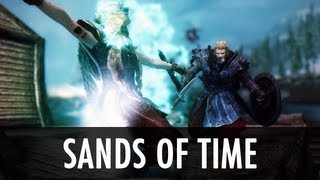 Skyrim Mod: Sands of Time - Deadly Random Encounters