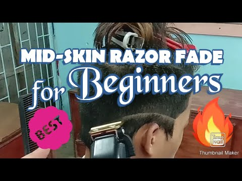 haircut-tutorial-/-ep.4-mid-skin-razor-fade-for-beginners
