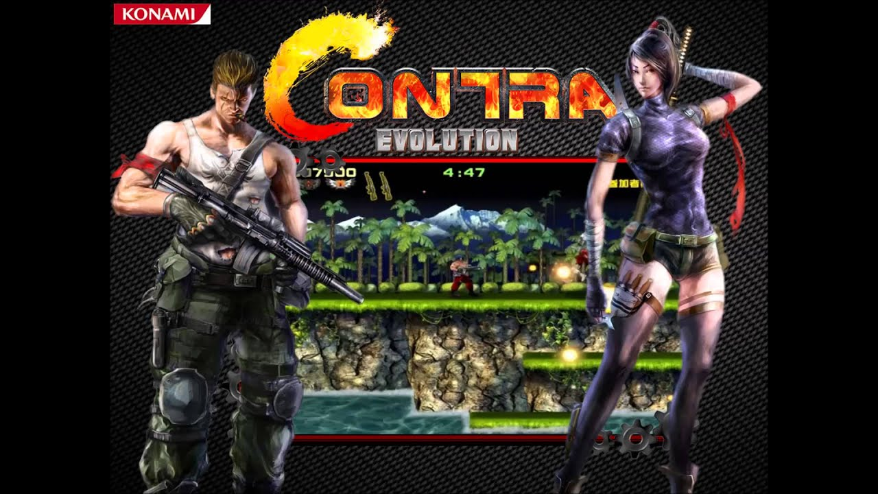 Contra (MSX NES) Game Download