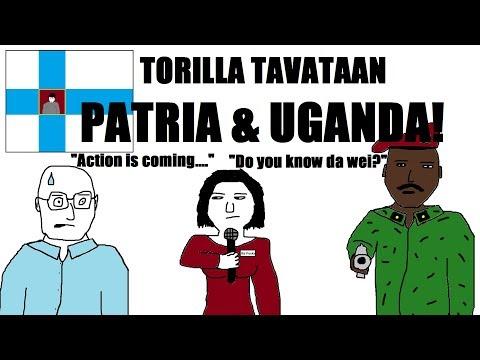 PATRIA JA UGANDA