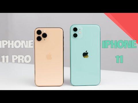 So Sánh IPhone 11 & Iphone 11 Pro: Chọn Máy Nào?
