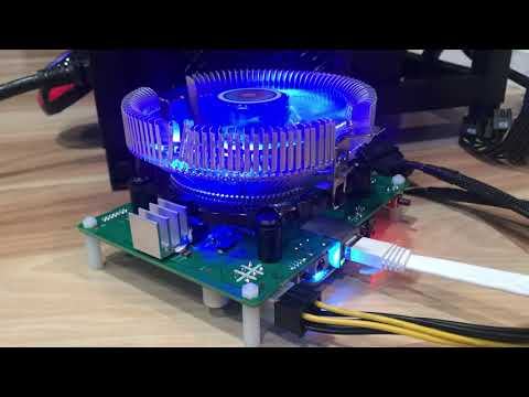 Sold All My GPUs And Went Full FPGA!  Review Of The Blackminer F1 Mini + Unboxing And Setup