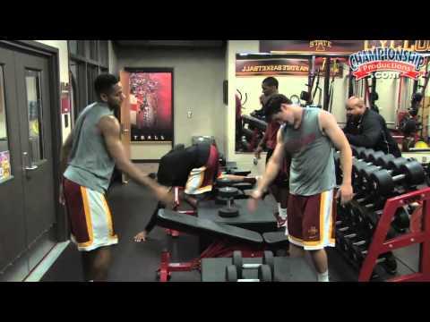 Off-Season Strength & Explosiveness Training For Basketball - Clip 1