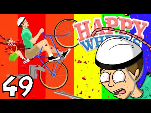 REPLAY TROPPO EPICI!! - Happy Wheels [Ep.49]