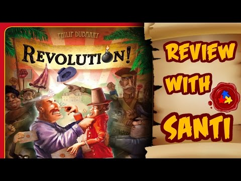 Revolution Review - with Santi