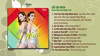 CD Lỗi Tại Mưa - songs from PBN126 (TNCD601)
