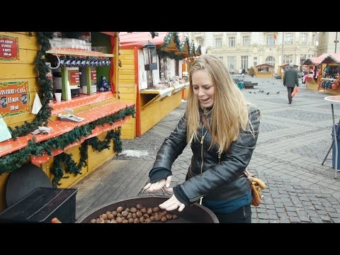 It's beginning to feel a lot like Christmas (Sibiu, Romania)